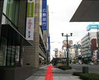 広島銀行本店 写真