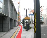 アストラムライン「本通駅」 写真