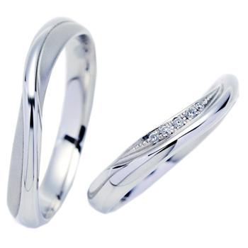 結婚指輪 あじさい ajisai