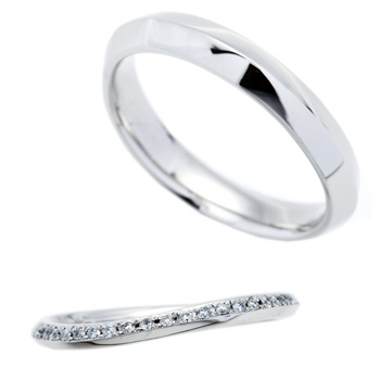 結婚指輪 三位一体 sanmiittai