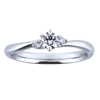 婚約指輪 佳人 kajin