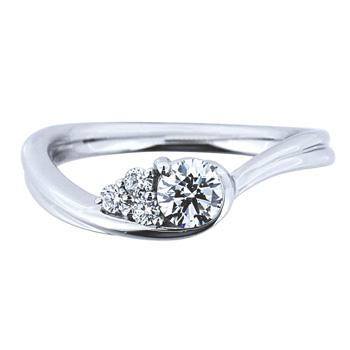 婚約指輪 円舞 enbu