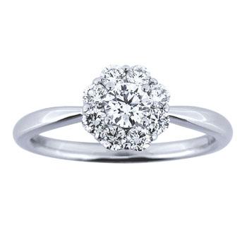 婚約指輪 紫香 shikou