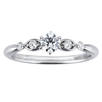 婚約指輪 紡ぎの宝珠 tsumugi no hoju