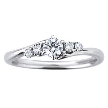 婚約指輪 星冠 hoshikanmuri