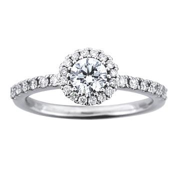 婚約指輪 柔らかな陽 yawarakana hi