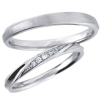 結婚指輪 雪花 yukibana