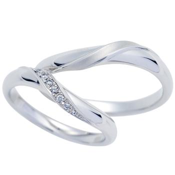 結婚指輪 めぐりあい meguriai