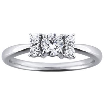 婚約指輪 かえで kaede