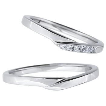 結婚指輪 月鏡 tsukikagami