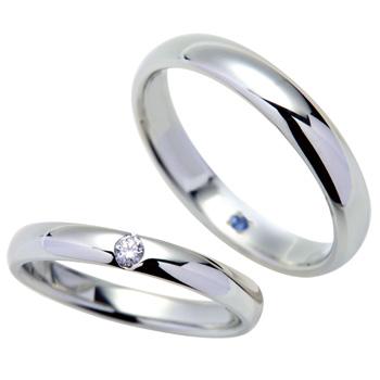 結婚指輪 朝日と地平線 asahi to chiheisen
