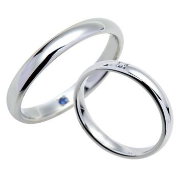 結婚指輪 雨粒 amatsubu