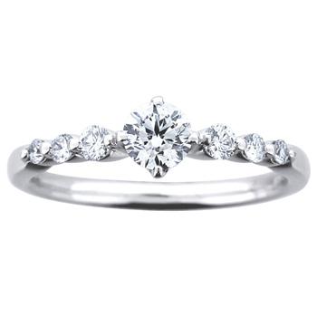 婚約指輪 七色の祈り nanairo no inori