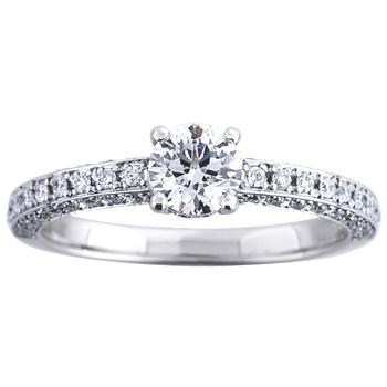 婚約指輪 星明り hoshiakari