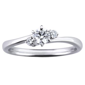 婚約指輪 月鏡 tsukikagami