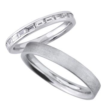 結婚指輪 月花 gekka
