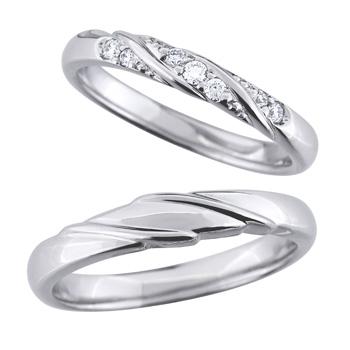 結婚指輪 月映え tsukibae