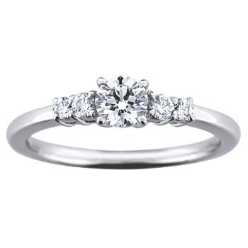 婚約指輪 抱擁 houyou
