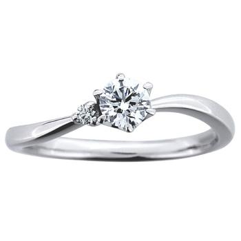 婚約指輪 相々傘 aiaigasa
