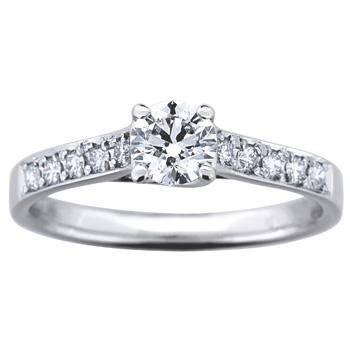 婚約指輪 光彩 kousai