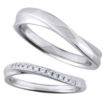結婚指輪 颯爽 sassou