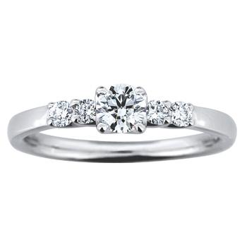婚約指輪 あじさい ajisai