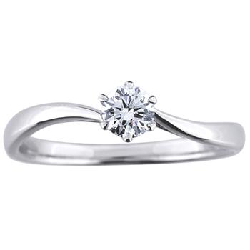 婚約指輪 優美な和 yubi na wa