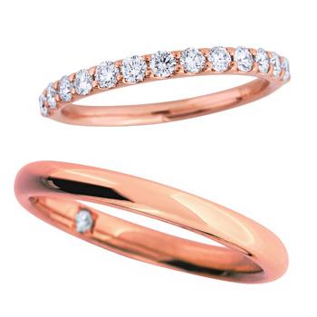 結婚指輪 花園 hanazono