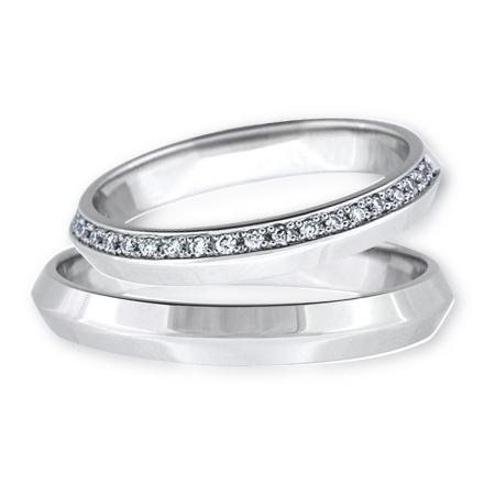 結婚指輪 さざんか sazanka