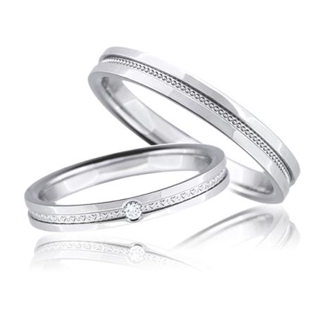 結婚指輪 あやめ ayame
