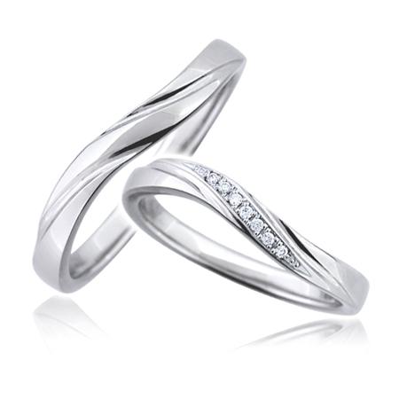 結婚指輪 かすみそう kasumisou