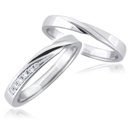 結婚指輪 はなみずき hanamizuki