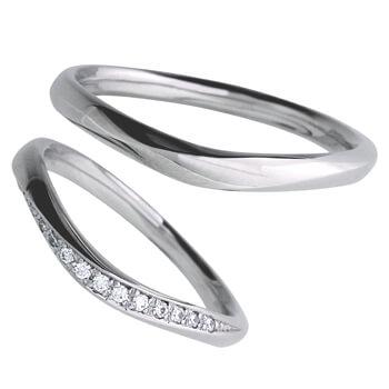 結婚指輪 未来 mirai