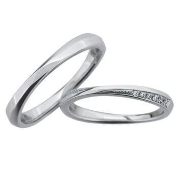 結婚指輪 心 kokoro