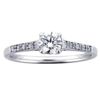 婚約指輪 心 kokoro