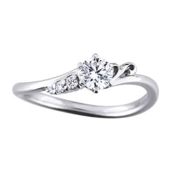 婚約指輪 睡蓮 suiren