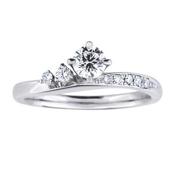 婚約指輪 (NEW)モデラート moderato