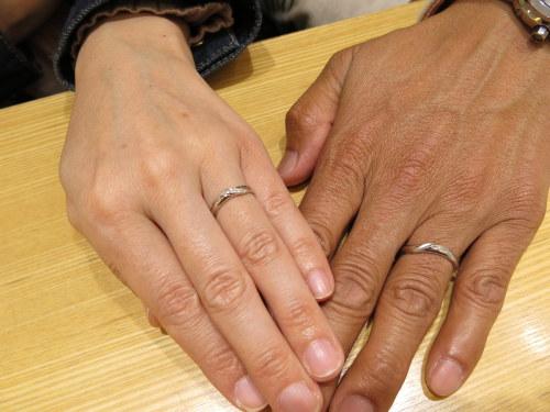 この指輪との出会いをくださった和光さんに感謝します☆
