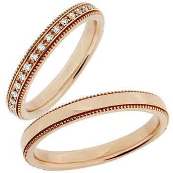 結婚指輪 (NEW)縁 eni  K18PG