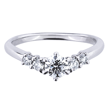 婚約指輪 麗 rei