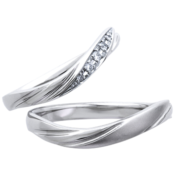 結婚指輪 静 sei