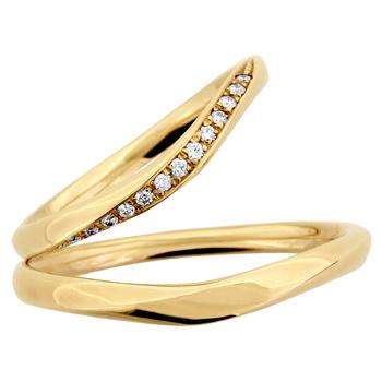 結婚指輪 未来 mirai YG