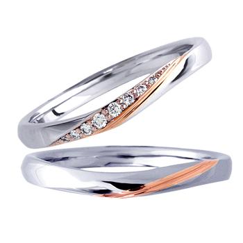 結婚指輪 彩 iroha